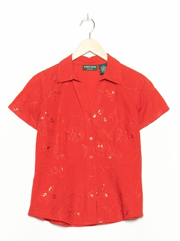 Lemon Grass Blouse & Tunic in L in Red