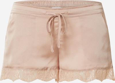 ETAM Pijama de pantalón corto 'BROOKLIN' en talco, Vista del producto