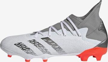 ADIDAS PERFORMANCE Soccer Cleats 'Predator Freak.3' in White