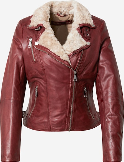 FREAKY NATION Winter Jacket in Red, Item view