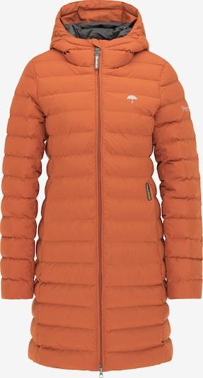 Schmuddelwedda Manteau d'hiver en orange, Vue avec produit