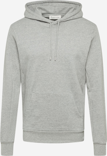 By Garment Makers Sweat-shirt en gris clair, Vue avec produit