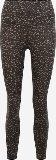 Varley Workout Pants in Light beige / Caramel / Black, Item view