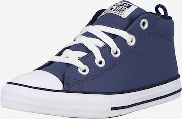 zils CONVERSE Brīvā laika apavi 'CTAS STREET'