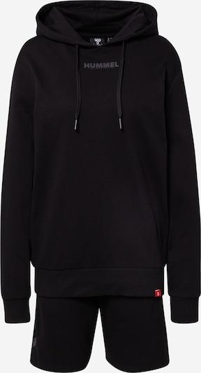 Hummel Survêtements 'LEGACY' en gris foncé / noir, Vue avec produit