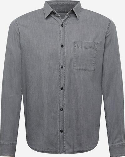 Camicia s.Oliver di colore grigio denim, Visualizzazione prodotti