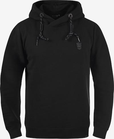 INDICODE JEANS Hoodie 'Barneys' in schwarz, Produktansicht