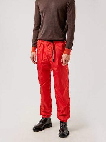 J.Lindeberg Trousers 'Santo' in Orange