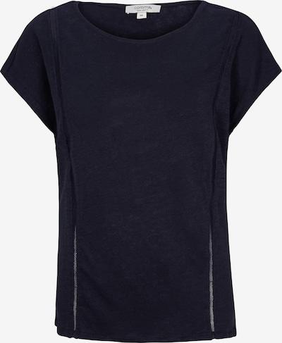 comma casual identity Shirt in marine, Produktansicht