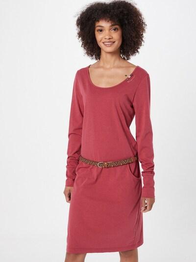 Ragwear Šaty 'MONTANA' - pastelově červená, Model/ka