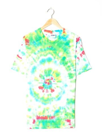 Hanes Tie Dye Shirt in M in Mischfarben