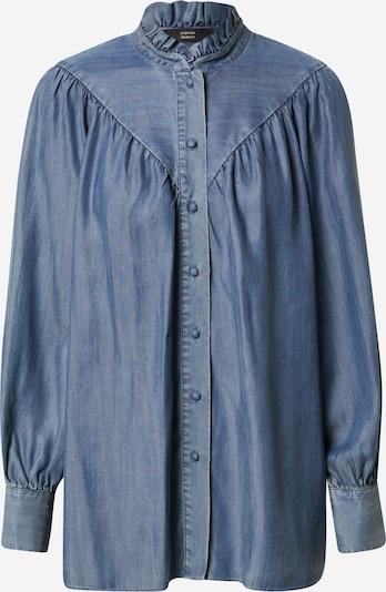 STEFFEN SCHRAUT Bluse i blue denim, Produktvisning