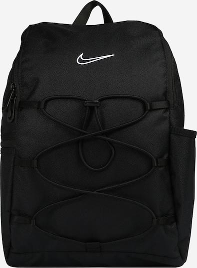 NIKE Plecak sportowy w kolorze czarny / białym, Podgląd produktu