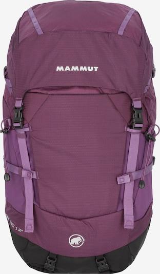MAMMUT Rucksack in lila, Produktansicht