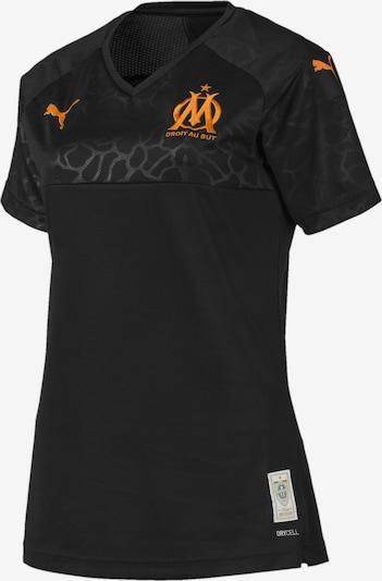 PUMA Tricot 'Olympique de Marseille' in de kleur Zwart, Productweergave