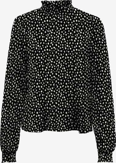 ONLY Blusa 'PELLA' en negro / blanco, Vista del producto