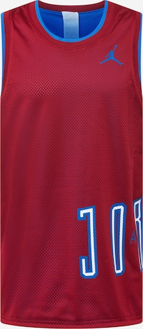 T-Shirt fonctionnel 'Sport DNA' Jordan en rouge