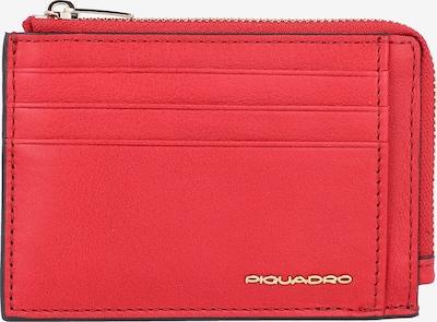 Piquadro Kreditkartenetui in rot, Produktansicht