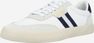 Polo Ralph Lauren Sneaker in dunkelblau / grau / weiß, Produktansicht