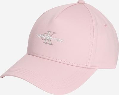 Calvin Klein Jeans Lippalakki värissä vaaleanharmaa / roosa / valkoinen, Tuotenäkymä