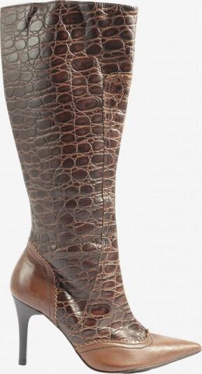 VIA UNO Absatz Stiefel in 36 in braun, Produktansicht