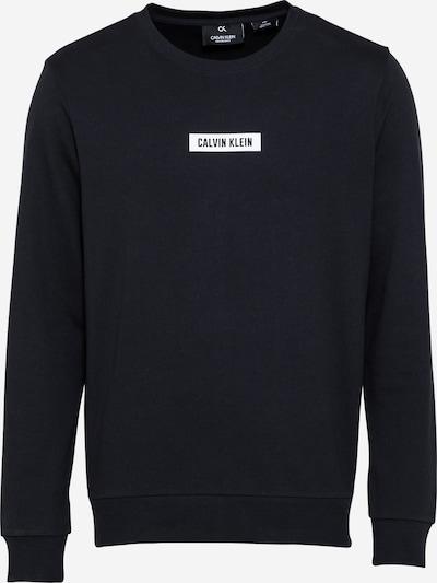 Calvin Klein Performance Športna majica | črna barva, Prikaz izdelka