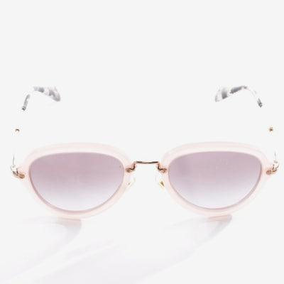 Miu Miu Sunglasses in One size in Dusky pink, Item view