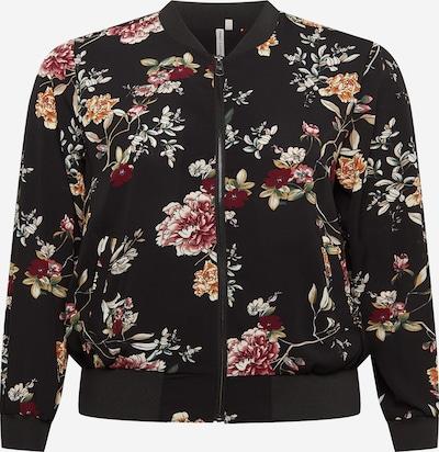 ONLY Carmakoma Prehodna jakna | mešane barve / črna barva, Prikaz izdelka