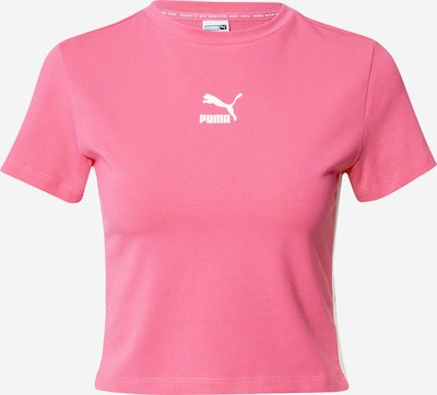 PUMA Shirt in hellpink / weiß, Produktansicht