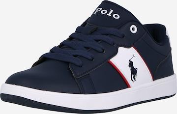 zils Polo Ralph Lauren Brīvā laika apavi 'Oakview II'