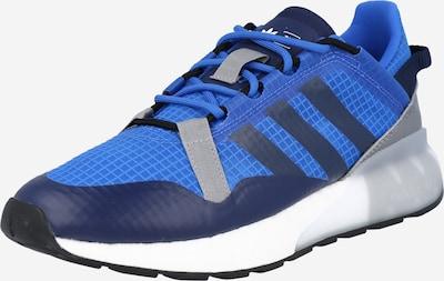 Sneaker bassa 'ZX 2K Boost Pure' ADIDAS ORIGINALS di colore blu / navy / grigio, Visualizzazione prodotti
