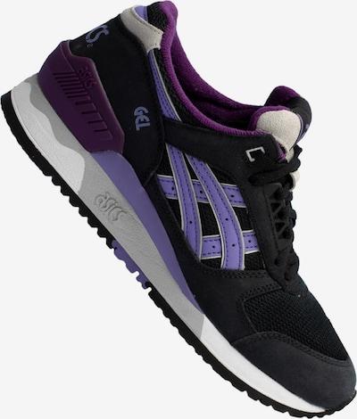 ASICS SportStyle Sneaker in hellgrau / helllila / schwarz, Produktansicht