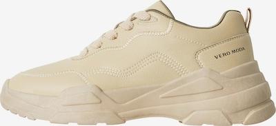 Sneaker low 'Felicia' VERO MODA pe oliv / roz pudră, Vizualizare produs