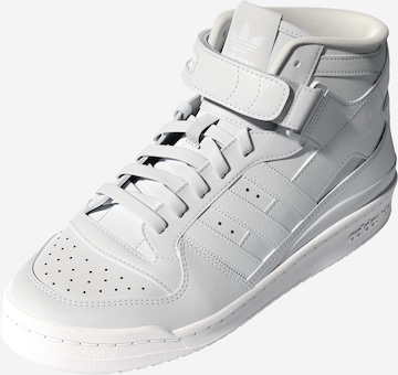 ADIDAS ORIGINALS High-Top Sneakers in White