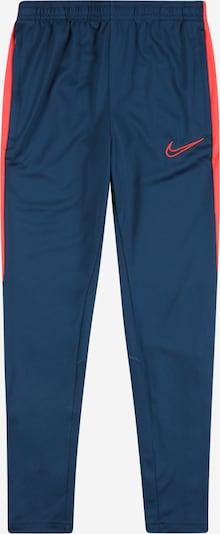 NIKE Sporta bikses zils / rozā, Preces skats