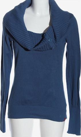 EDC BY ESPRIT Sweater & Cardigan in XL in Blue
