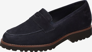 SIOUX Classic Flats 'Meredith' in Blue