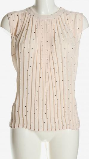 mint&berry ärmellose Bluse in XS in creme / schwarz, Produktansicht