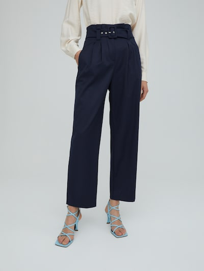 EDITED Pants 'Mya' in Blue / Mixed colors, View model