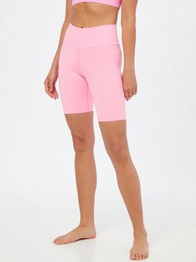 Hey Honey Športové nohavice - svetloružová, Model/-ka