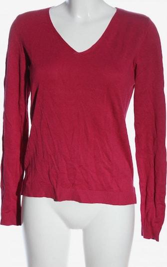 s.Oliver V-Ausschnitt-Pullover in M in pink, Produktansicht