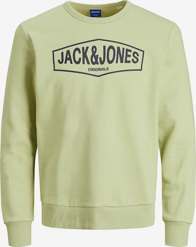 Jack & Jones Junior Sweatshirt in Yellow / Grey, Item view