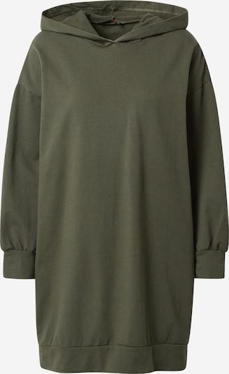Zwillingsherz Sweatshirt 'Josi' in oliv, Produktansicht