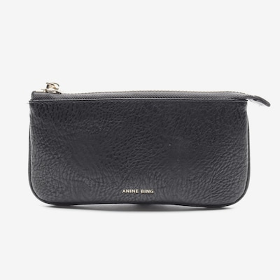 Anine Bing Geldbörse / Etui in One Size in schwarz, Produktansicht