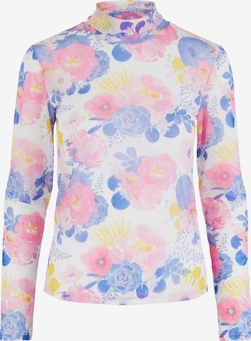 PIECES Shirt 'Alva' in Pink