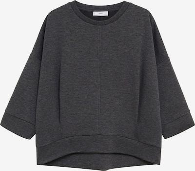 MANGO Sweatshirt in de kleur Donkergrijs, Productweergave