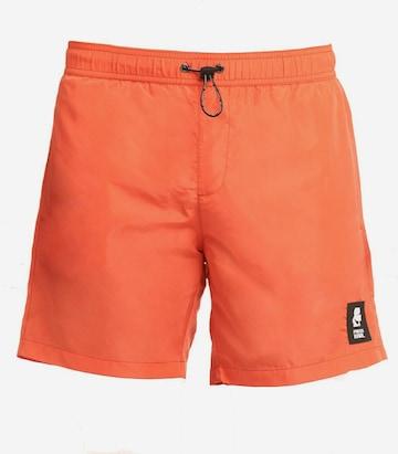 Karl Lagerfeld Zwemshorts in Oranje