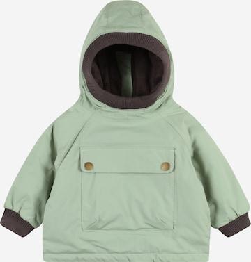 MINI A TURETehnička jakna 'Baby Wen' - zelena boja