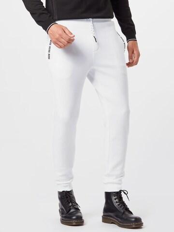 Pantaloni 'Hadiko' di BOSS ATHLEISURE in bianco
