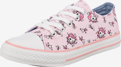 CANADIANS BY INDIGO Sneaker in pink / rosa / weiß, Produktansicht